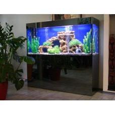Изготовление аквариумов по индивидуальному проекту