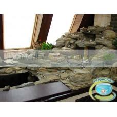 Искусственный водоем в доме 01-0002